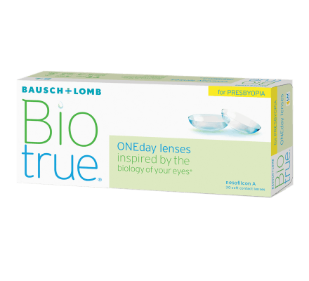 Biotrue ONEday for Presbyopia - 30 Tageslinsen