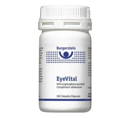 Burgerstein EyeVital - 100 Kapseln