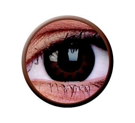 ColourVUE Big Eyes Sexy Brown - 2 Kontaktlinsen