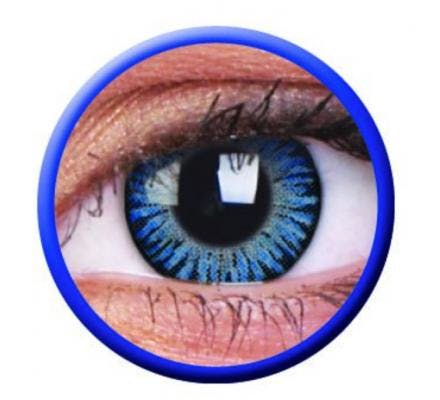 ColourVUE 3 Tones Colored Blue - 2 Kontaktlinsen