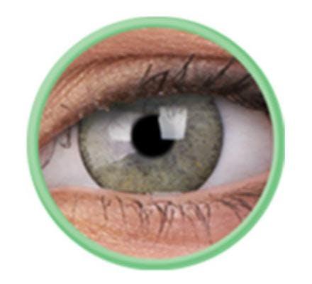 ColourVUE 3 Tones Colored Mint - 2 Kontaktlinsen