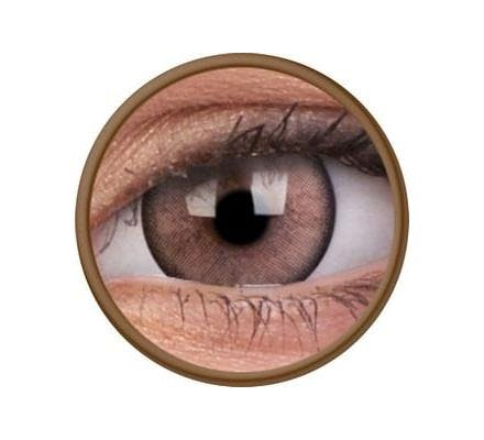 ColourVUE Lumina Shinning Brown - 2 Kontaktlinsen