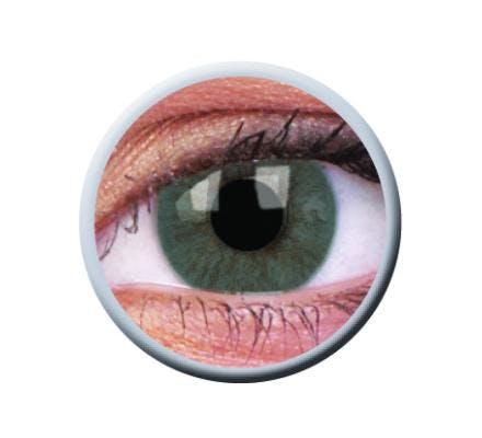 ColourVUE Basic Grey - 2 Kontaktlinsen