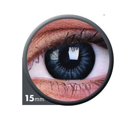 ColourVUE Big Eyes Evening Grey - 2 Kontaktlinsen