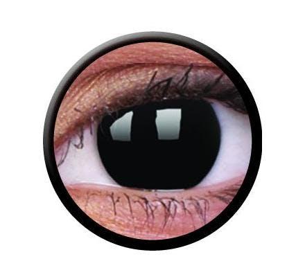 ColourVUE Crazy Lens Blackout - 2 Lenti a contatto