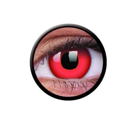ColourVUE Crazy Lens One Day Red Devil - 2 Tageslinsen