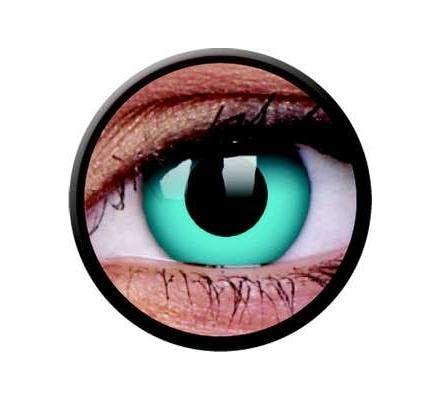 ColourVUE Crazy Lens One Day Sky Blue - 2 Tageslinsen