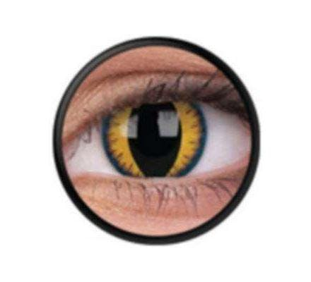 ColourVUE Crazy Lens Wolf Moon - 2 Lenti a contatto