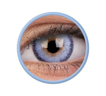 ColourVUE Fizzy Frozen Blue - 2 Kontaktlinsen