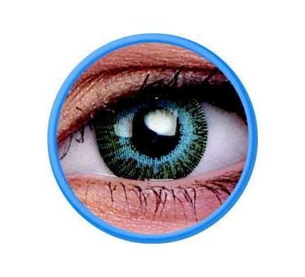 ColourVUE Fusion Grey Blue - 2 Kontaktlinsen