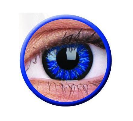 ColourVUE Glamour Blue - 2 Kontaktlinsen