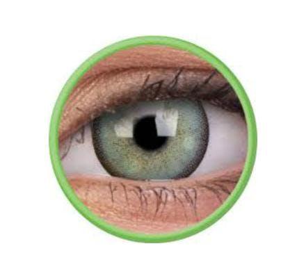 ColourVUE Lumina Dazzling Mint - 2 Kontaktlinsen