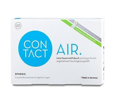 Contact Air - 6 Monatslinsen