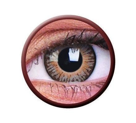 ColourVUE 3 Tones Colored Brown - 2 Kontaktlinsen