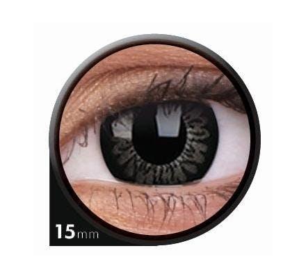 ColourVUE Big Eyes Awesome Black - 2 Kontaktlinsen