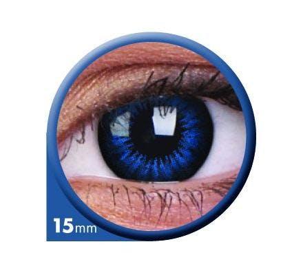 ColourVUE Big Eyes Cool Blue - 2 Kontaktlinsen