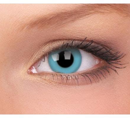 ColourVUE Crazy Lens Sky Blue - 2 Lenti a contatto