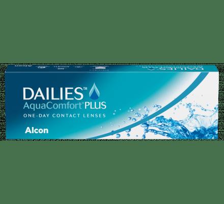 Dailies AquaComfort Plus - 30 Tageslinsen