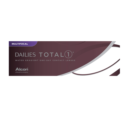 Dailies Total 1 Multifocal - 30 Lenti giornaliere
