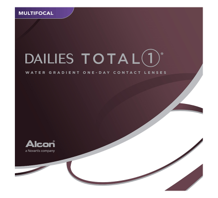 Dailies Total 1 Multifocal - 90 Tageslinsen