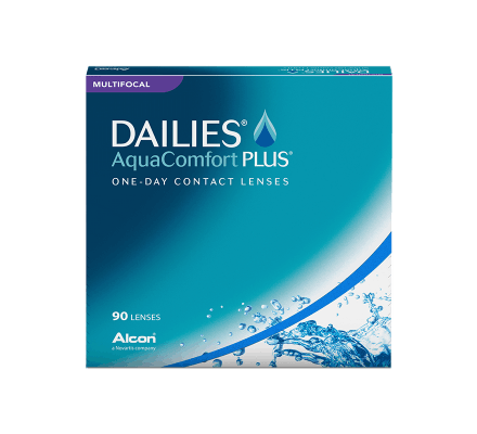 Dailies AquaComfort Plus Multifocal - 90 Tageslinsen