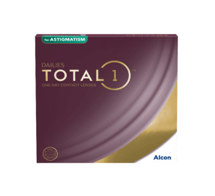 Dailies Total 1 for Astigmatism - 90 Tageslinsen
