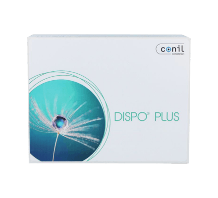 Dispo Plus - 90 Daily Lenses