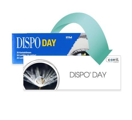 Dispo Day - 30 Tageslinsen