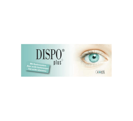Dispo Plus Toric - 30 Daily Lenses