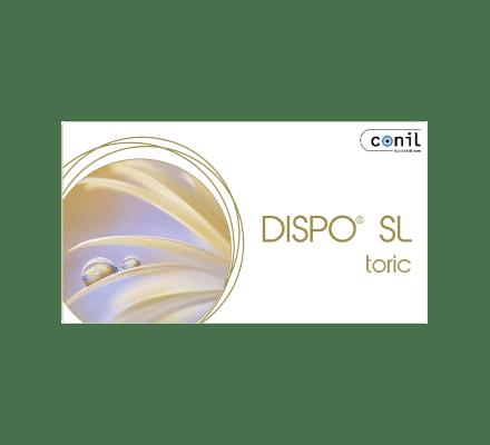 Dispo SL Toric - 6 Monatslinsen