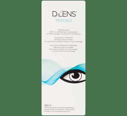 DLENS Peroxid - 360ml inkl. Behälter