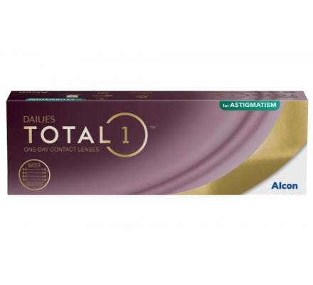 Dailies Total 1 for Astigmatism - 30 Tageslinsen