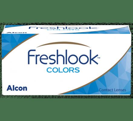 FreshLook Colors Kontaktlinsen - 2 Linsen