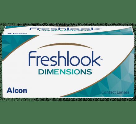 FreshLook Dimensions Kontaktlinsen - 2 Linsen
