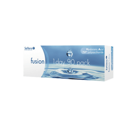 Fusion 1-Day - 90 Daily Lenses