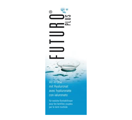 FUTURO PLUS All-in-One soluzione 100ml