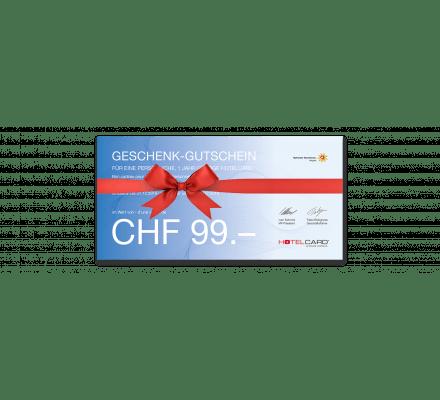 Hotel Card Geschenk-Gutschein