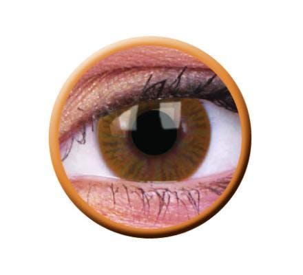 ColourVUE Basic Honey - 2 Kontaktlinsen