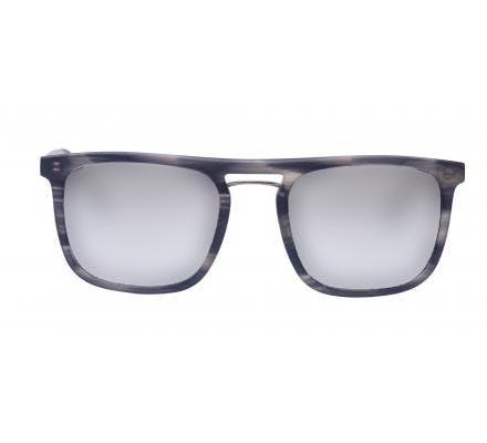 LENSVISION - #HotRio - mat grigio melange / gun