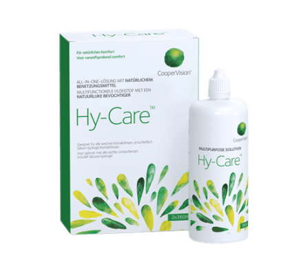 Hy-Care - 2 x 360ml inkl. Behälter