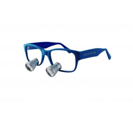 LENSVISION Zeiss Loupes - 2.0x Blue