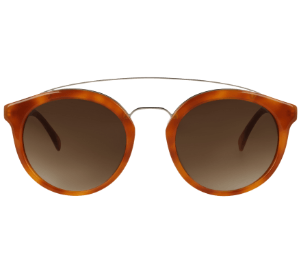 LENSVISION - #StylishIbiza - Brown/Silver