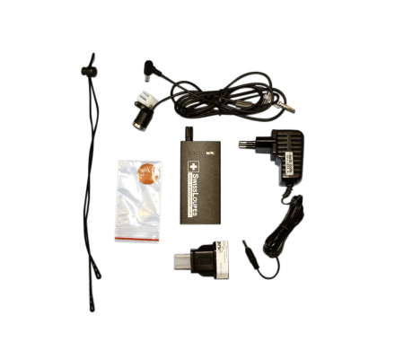 SandyGrendel LED-Micro2 mit Gelbfilter