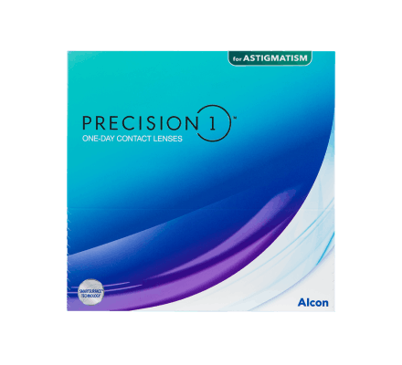 PRECISION 1 for Astigmatism - 90 Tageslinsen