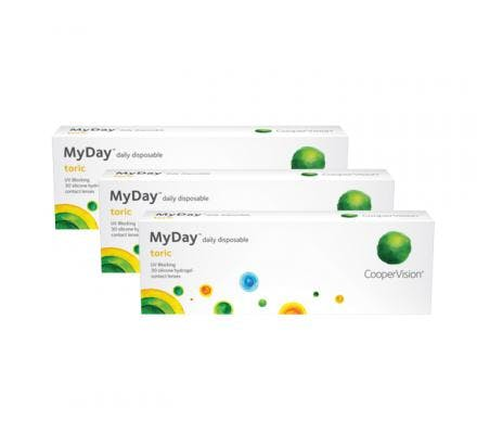 MyDay toric - 90 Lenses