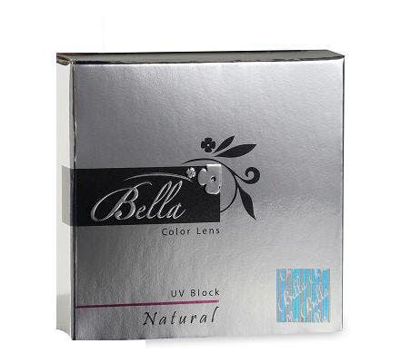 Bella Natural - 2 lenti colorate