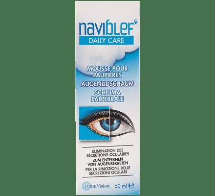 Naviblef Daily Care - 1x 50ml
