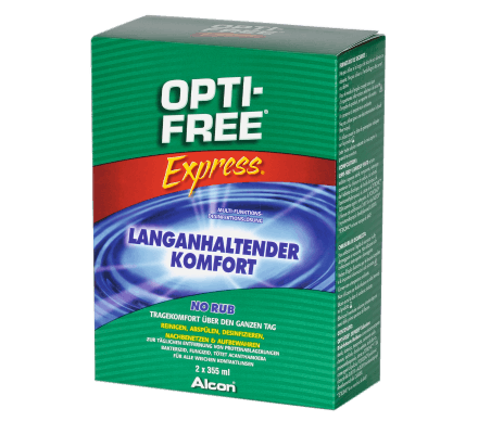 OptiFree Express ALCON 2 x 355ml