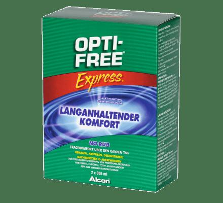 OptiFree Express - 2 x 355ml inkl. Behälter
