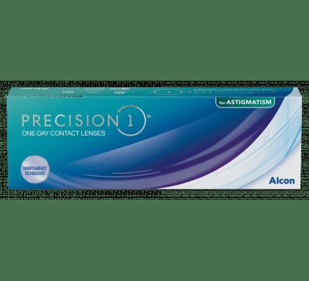 PRECISION 1 for Astigmatism - 5 Probelinsen